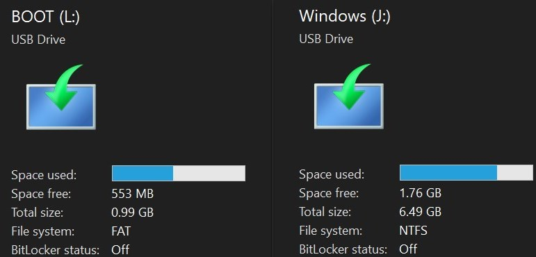 how to make a windows 8 usb installer bootable for uefi boot