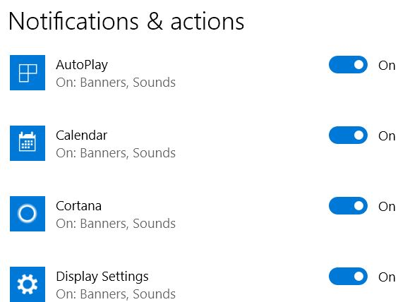 Win10 Notifications Pros & Cons.senders